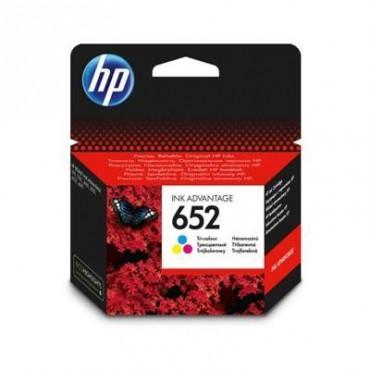 HP INKJET NO652 F6V24AE C-M-Y 200 ΣΕΛΙΔΕΣ