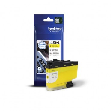 BROTHER INK LC-3239XLY Yellow H C  5000 ΣΕΛ