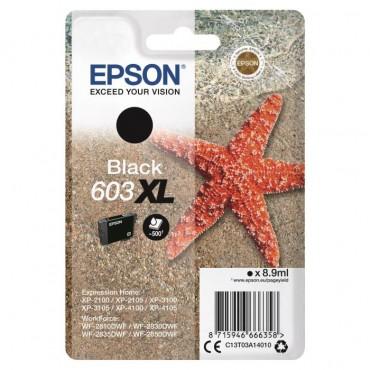 EPSON INK No603XL T03A140 C13T03A140 Black XL   8.9ml